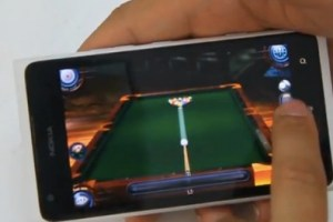 Lumiappaday #278: Pool Pro Online 3 demoed on the Nokia Lumia 900 #XboxLive