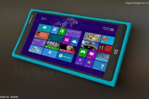 My Dream Nokia #67: Nokia 1002 7.5″ Phablet with W8/WP8 hybrid concept