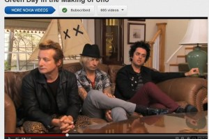 Weekend Watch: Green Day in the Making of Uno