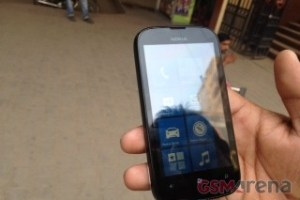 Nokia Lumia 510 spotted in the wild, 4″, expected around 150USD coming to China by the holidays.