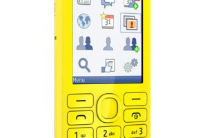 Nokia 206 officially launched – reinventing the feature phone