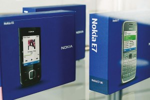 Initial designs / prototypes / boxes for Nokia X5, E7, X3 etc?