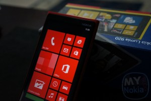 Video & Gallery: Unboxing My Glamorous Red Lumia 920