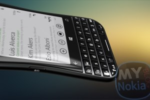 My Dream Nokia #78: Nokia Lumia 888 E QWERTY WP8 concept