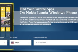 Reaching iOS/Android Devs for Nokia Lumia Windows Phone