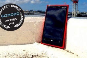 Nokia Lumia 920 awarded Reader's Choice Mobile of the Year 2012