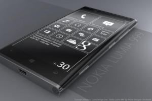 My Dream Nokia #79: Luscious, Luxurious, Aluminium Nokia Lumia 999 WP8 Concept