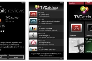 TVCatchup app for WP8 brings more Live Streams