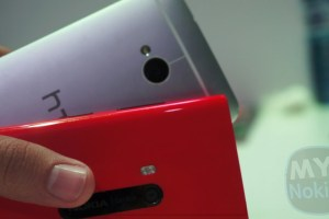 Lumia 920 Vs. HTC One Low Light Comparison