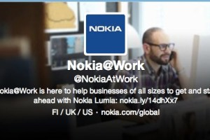 #FollowFriday @NokiaAtWork #FF