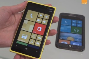 Weekend Watch: Nokia Lumia 920 vs Samsung ATIV S