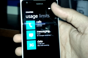 PSA: WP7.8 update can cause huge data usage