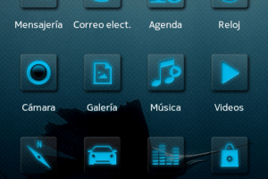 Sailfish OS Theme For Meego