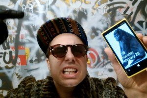 Video: Nokia Lumia 920 Fan Rap video Benji_SwitchPitch