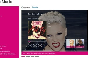 Nokia Music+ released for Windows 8
