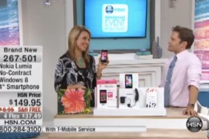 Weekend Watch: Nokia Lumia Flame (521) on HSN Shopping Channel – T-Mobile no contract