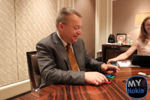 Q&A with Stephen Elop on the Asha 501