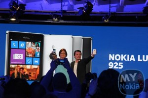 Nokia Lumia 925 Officially Launched #Catwalk + Official Specs