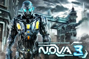 Amazingly Awesome First Person Shooter N.O.V.A. 3 Coming to WP8 this Week