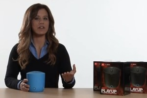 Video: AT&T Sales promo video for the Nokia JBL PlayUp Wireless NFC Bluetooth Speaker