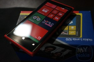 Amazon Deal: Unlocked Lumia 920 for $388 (Black)