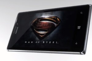Video: Nokia Lumia 925 x Man of Steel