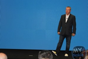 #TeamYelow Stephen Elop and his Yellow Shoes