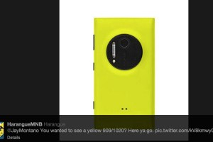 PureView V1 + PureView V2, 41MP, Optical Image Stabilisation and 2GB RAM. What else would you like in the Nokia Lumia 1020? :)