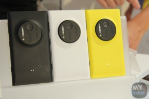 Poll + Gallery: What colour Nokia Lumia 1020 do you want? Yellow, White or Black? Or….