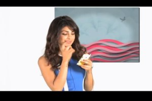 Weekend Watch:  Speed Project with Priyanka Chopra and Nokia Lumia 520