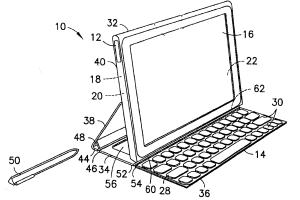 Electro-Tactile Keypad and Support Kickstand Patents Surface, Paving the Way for the Inevitable Nokia Tablet?