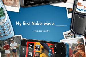 #ThrowbackThursday – My first Nokia was a _____