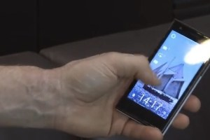 Video: Marc Dillon demoes Jolla Sailfish OS
