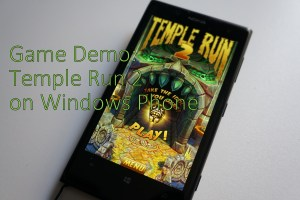 Video: Temple Run 2 for Windows Phone