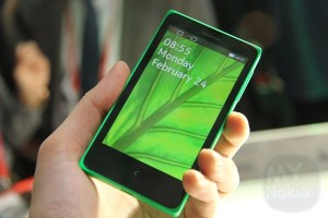 Gallery: Green Nokia X #GreenDucks are Go!