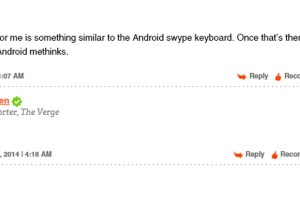 Swype(like?) keyboard coming to Windows Phone says Tom Warren
