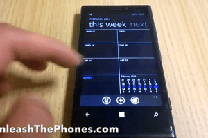 Video: Windows Phone 8.1 running on Lumia 920