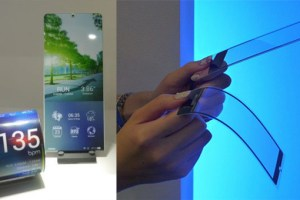 Kyocera Looking to Create Nokia Morph Style Wearable-Phone Hybrid?