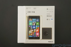 Special Edition Gold Lumia 830 Unboxing and First Impressions