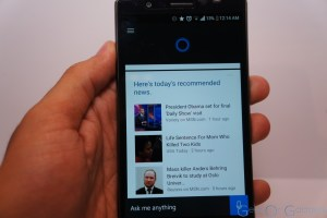 Cortana for Android Leaks, Here's Our Hands On Video