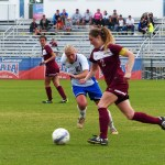 2014 NAIA Womens Soccer National Championship Embry Riddle vs NW Ohio 12-5-14