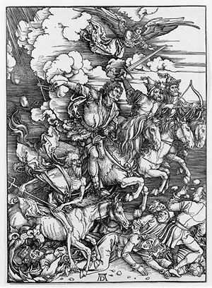 Melding Art and Science: Albrecht Dürer in the Collections (1/4)