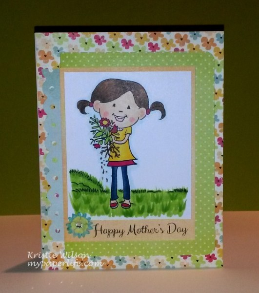 Card 1 - May2014 SPD Mom's mothers day card