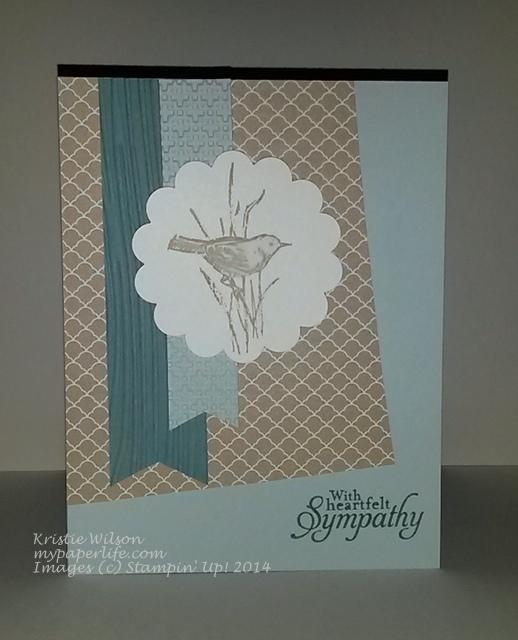 2014 Card 135 - SU Simply Sketched