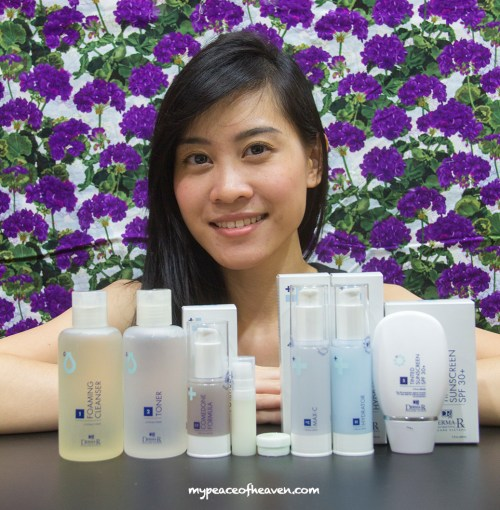 Beauty Diary with DRx Clinic #1 Singapore Beauty Blog