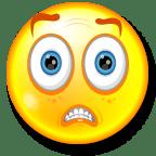scared - MSN Clip Art