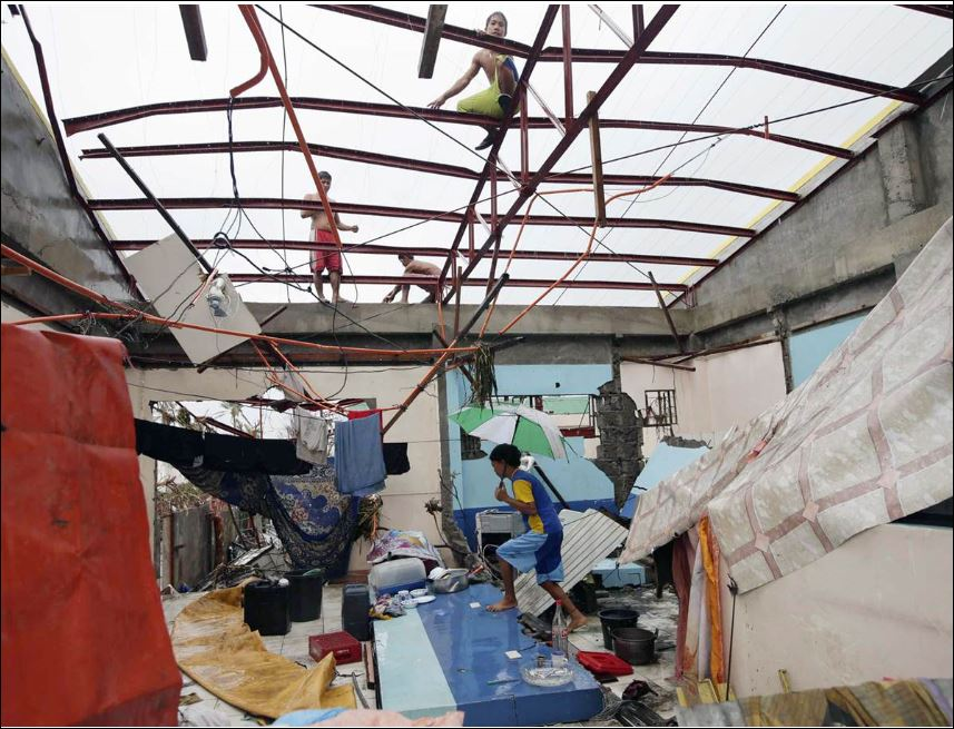 Lessons from yolanda building construction my for House roof design philippines