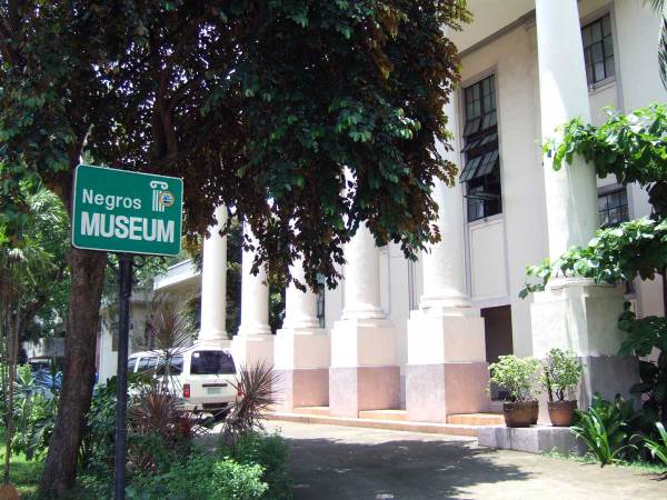 Our next stop was the Negros Museum, a very fine regional museum