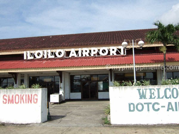 Old Iloilo Airport in Mandurriao