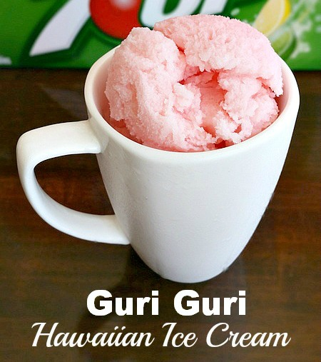 Guri Guri - Hawaiian Ice Cream